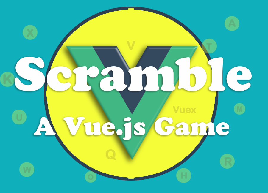 Scramble - A Vue.js Game